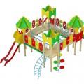 Ігровi комплекси (вiд 3 до 6 рокiв)